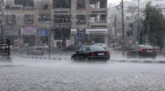 طقس فلسطين ليوم غدٍ الخميس 23 يناير 2020 وتطورات المنخفض الجوي
