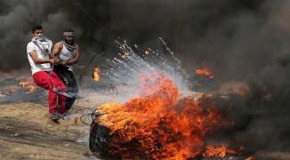 غزة تصعيد