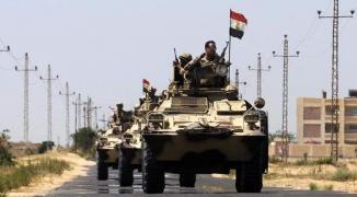 عملية عسكرية في سيناء