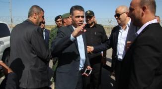 الوفد المصري يصل غزة اليوم للقاء مسؤولين في حركة
