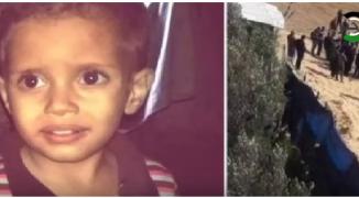 شاهد بالفيديو: عائلة الطفل