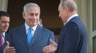روسيا تُعلن استعدادها بحث أي خطة يُقدمها نتنياهو بشأن سوريا