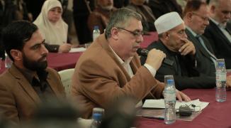 أبو شمالة يدعو لاعتبار وثيقة الأسرى برنامجاً وطنياً لإتمام الوحدة الفلسطينية