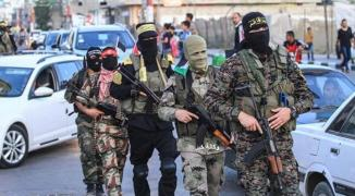 شاهد بالصور: الغرفة المشتركة لفصائل المقاومة تُنظم حملةً لإفطار الصائمين في غزّة