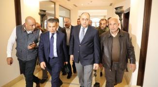 وفد مصري يصل غزّة اليوم لبحث ملف التهدئة