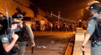 الاحتلال يقتحم المسجد الأقصى ويُخليه من المعتكفين