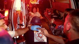 بالصور: مصرع مستوطن سقط صاروخ أطلقته المقاومة من غزّة على عسقلان