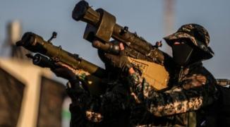 إصابة 4 عناصر من سرايا القدس بحادث عرضي شمال قطاع غزّة