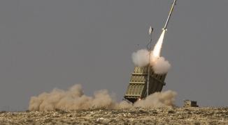 موقع عبري يكشف سبب نشر القبة الحديدية قرب حدود غزّة