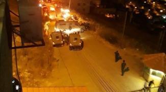 تفاصيل جديدة حول الاشتباك المُسلّح بين جيش الاحتلال والأمن الوقائي بنابلس