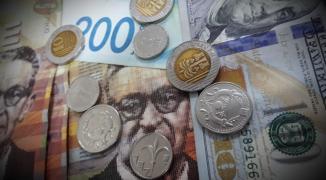 الاحتلال يدعو لعدم السماح للفلسطينيين بتحويل الشيكل إلى العملات الأجنبية