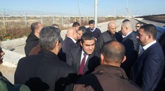 الوفد الأمني المصري يتوجّه إلى غزّة بعد إنهاء مشاوراته مع الرئيس في رام الله