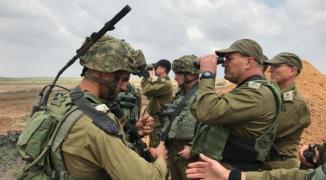 جيش الاحتلال يُعقب على استهداف طائراته مواقع للمقاومة في جنوب قطاع غزّة