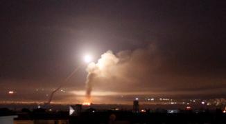 الطائرات الإسرائيلية تخترق الأجواء اللبنانية وتقصف موقعاً في البقاع