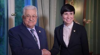 عباس والنرويج