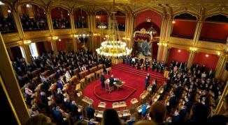 البرلمان النرويجي