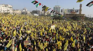 فتح تُعلن بدء استعدادات إحياء ذكرى انطلاقتها في غزة