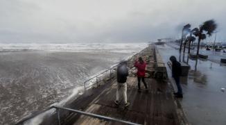 عاصفة اسبانيا