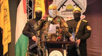 أبو محمد: بندقية حركة فتح لن تسقط إلا بتحرير فلسطين وعملنا قائم على العمل المشترك