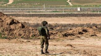 شاهد: الاحتلال ينشر فيديو للحظة إطلاق النار صوب شبان تسللوا من جنوب قطاع غزّة
