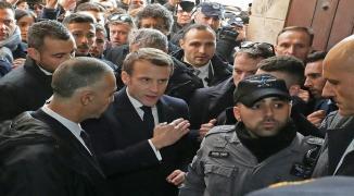 هل قدّم الرئيس الفرنسي اعتذاره عن طرد عناصر