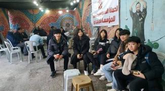 كورونا والوفد الكوري