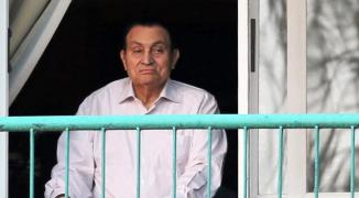 وفاة الرئيس المصري الأسبق محمد حسني مبارك