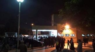 شاهد: اشباكات بين المواطنين وأجهزة الأمن في جنين.. والرجوب يُعقب!!