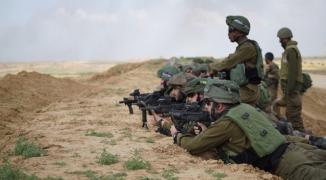 جيش الاحتلال حدود غزة
