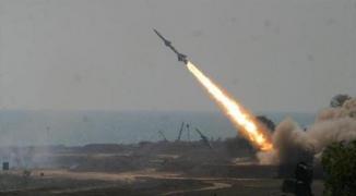 شاهد: سرايا القدس تبث مشاهد إطلاق الصواريخ صوب مستوطنات غلاف غزة