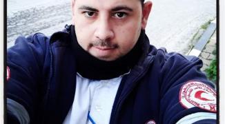 المسعف أحمد قدح