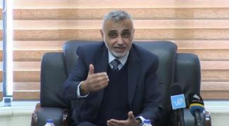 رئيس متابعة العمل الحكومي في غزة محمد عوض