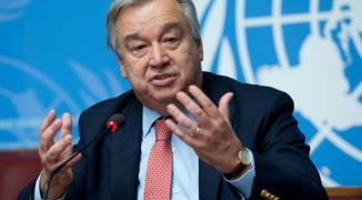 لأمين العام للأمم المتحدة