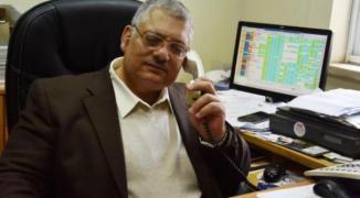 رئيس بلدية البيرة عزام إسماعيل