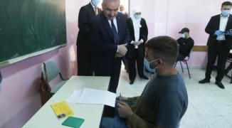 امتحانات الثانوية العامة في رام الله