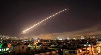 هجوم اسرائيلي على سوريا