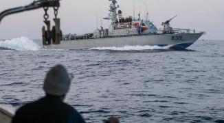 إصابة صيادين غزة