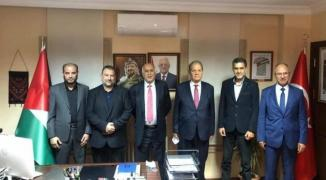 الرجوب يكشف تفاصيل جديدة عن اللقاءات الوطنية بين حركتي حماس وفتح في تركيا