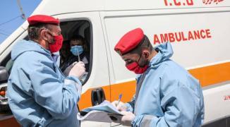 فيروس كورونا قطاع غزة