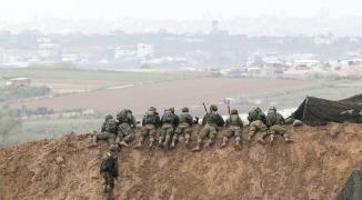 حدود قطاع غزة
