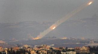 إطلاق صواريخ صوب الجليل