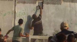 قتل جندي على حدود غزة