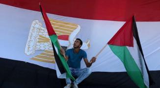 المشاريع الاسكانية المصرية بغزة