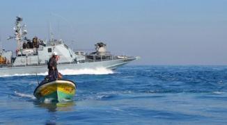 إصابة صياد فلسطيني برصاص الاحتلال شمال قطاع غزة