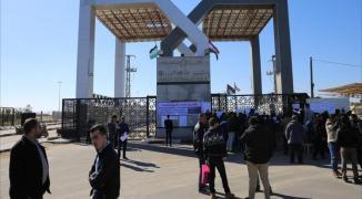 داخلية غزّة تنشر إحصائية السفر عبر معبر رفح الأسبوع الماضي