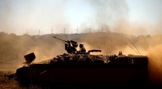 حرب على غزة