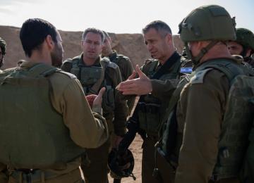 رئيس هيئة أركان جيش الاحتلال