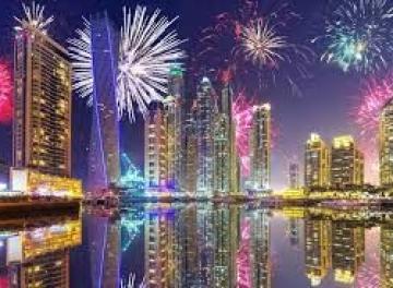 بالفيديو: الإمارات فعاليات مبهرة بمناسبة