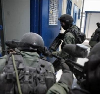 قوات قمع السجون