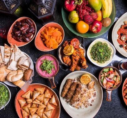 بالفيديو: سبع اكلات لأول اسبوع في رمضان